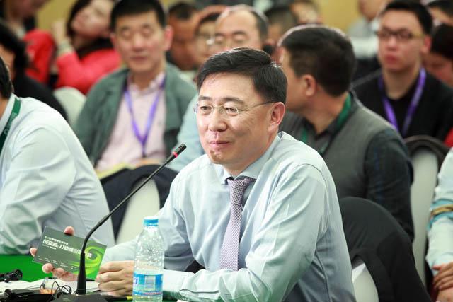 施耐德电气总裁朱海谈智能制造:务必先医后药
