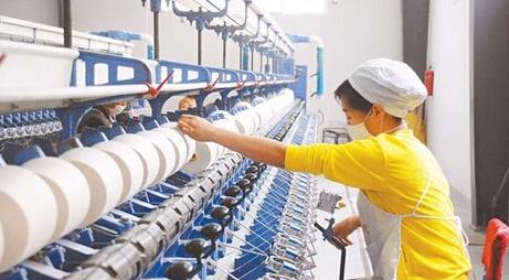 工信部:纺织业预计年均增6%至7% 将推行定制化生产
