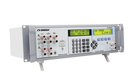 omegaCL3001实验室校准器