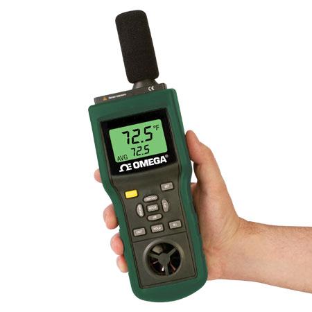 omegaRH87多功能环境测量仪