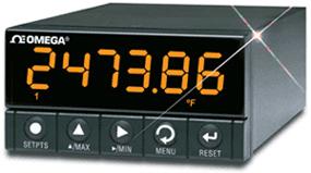 omegaDP41-B温度面板表