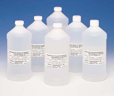 omegaCDSA系列电导率校准液