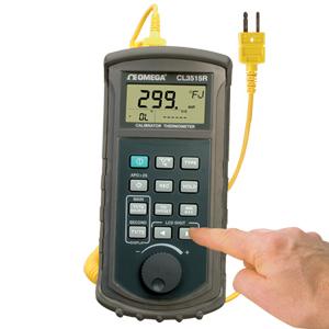 omegaCL3515R便携式校准器