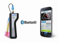 OMEGA手持蓝牙无线温度、湿度和PH变送器