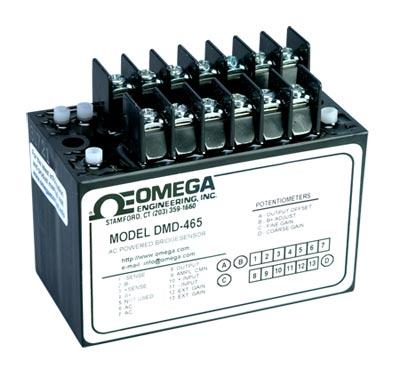 欧米茄DMD460系列电桥放大器