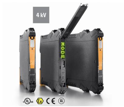 魏德米勒ACT20P Pro DCDC II模拟信号转换器