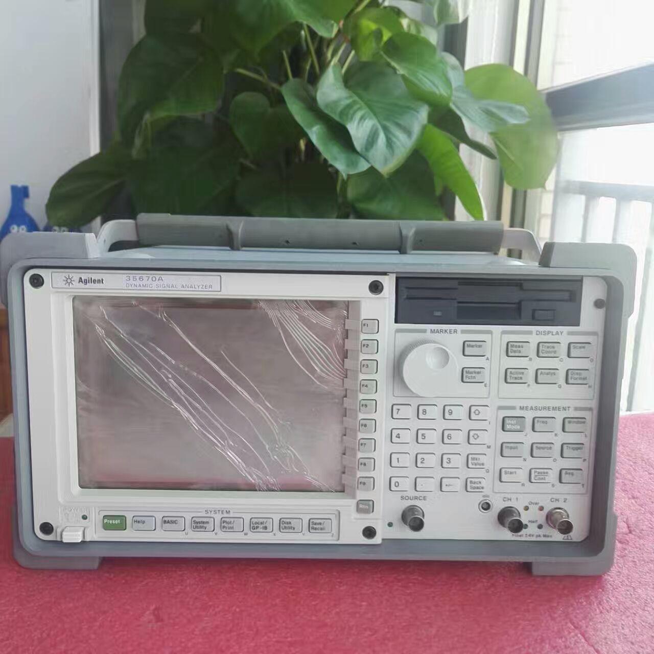 Agilent 35670A动态信号分析仪