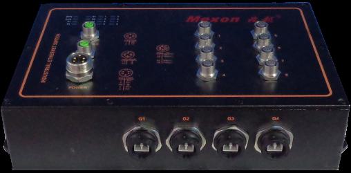 Mexon兆越 Cronet CC-7414 三层军工以太网交换机