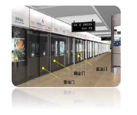 高诺斯开关 -微动开关在地铁站台屏蔽门上的应用