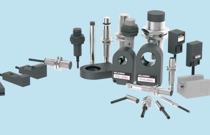 明治传感器(MEIJIDENKI)接近传感器TRN12-04NO,TLN08-04NO
