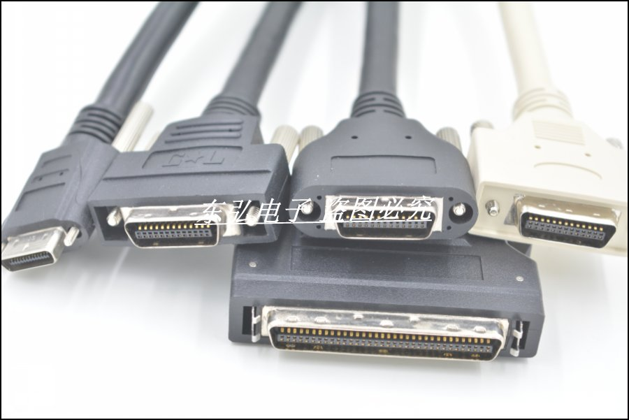 camera link CL/POCL信号线系列高柔数据线