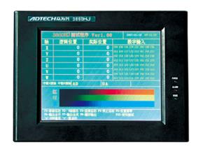 ADT-TP3860 六轴触摸式运动控制器