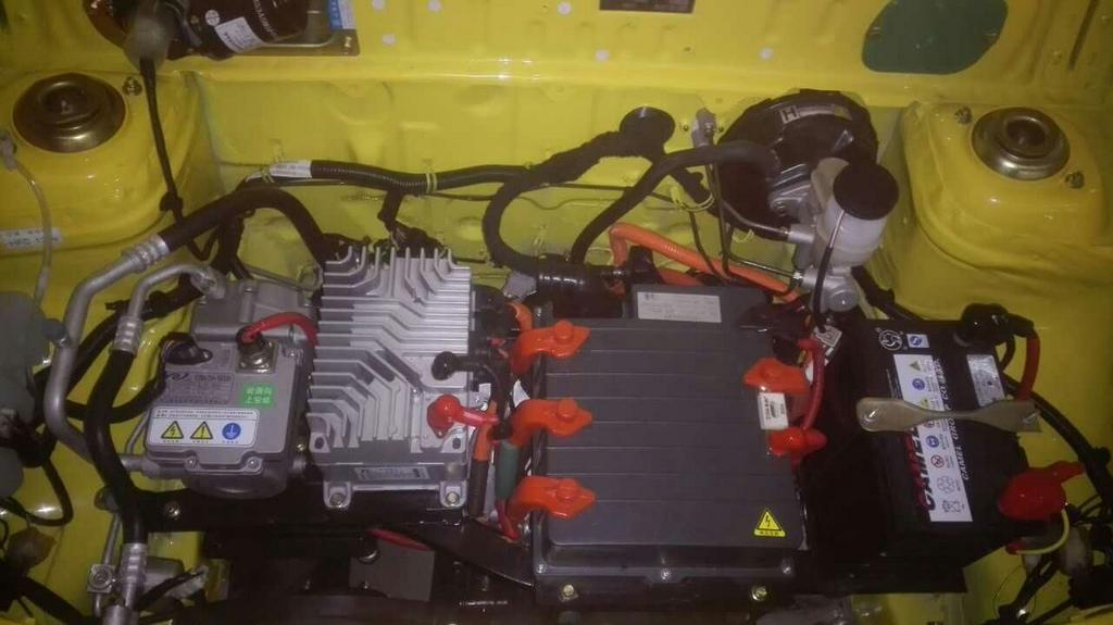 新能源|纯电动乘用车动力系统的应用方案