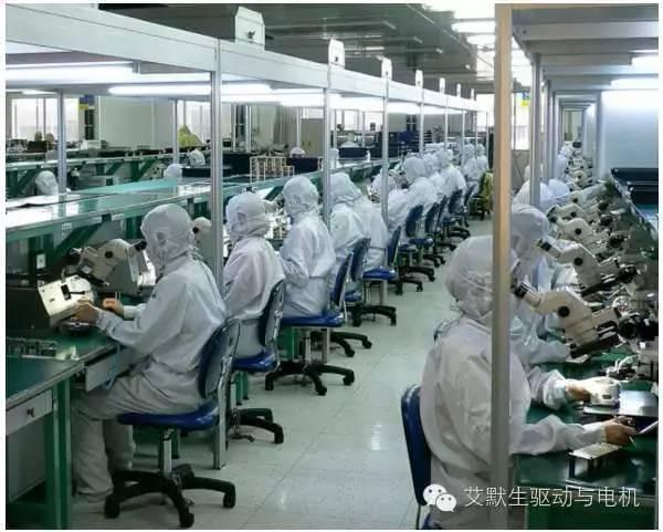 中国蓬勃发展的机器制造商背后的故事