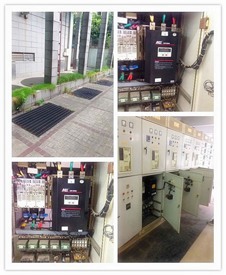 珠峰ACI品牌软启动柜在广州市政排污水站的应用