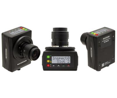 邦纳VE系列智能相机发布130万和36万像素新产品
