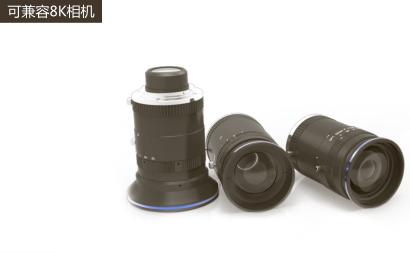 高清晰2900万像素级定焦镜头