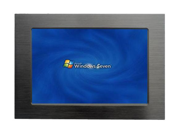 研恒廠家7寸觸摸式工業平板電腦 工控一體機 可定制
