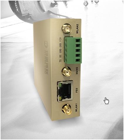 WG581单网口系列工业级智能网关