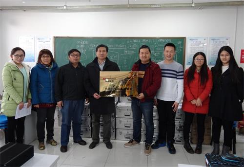 维视图像与河北工业大学达成合作 建立机器视觉联合实验室