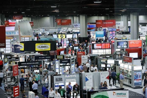罗克韦尔自动化博览会关注工业互联并推出变频器解决方案