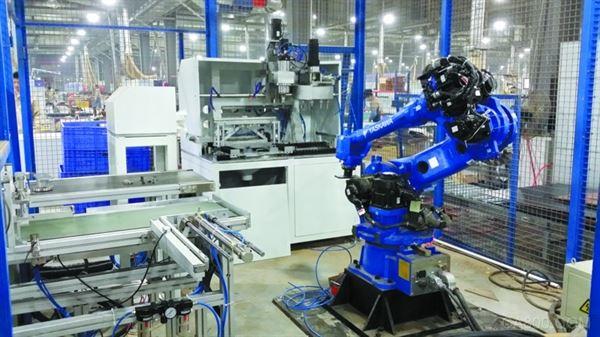 机器人与智能制造如何造通过深度融合