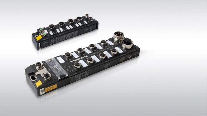 防护等级达IP67的紧凑型Ethernet/RFID接口