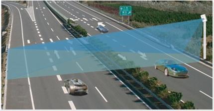 机器视觉的车流量检测技术打造全新智能交通