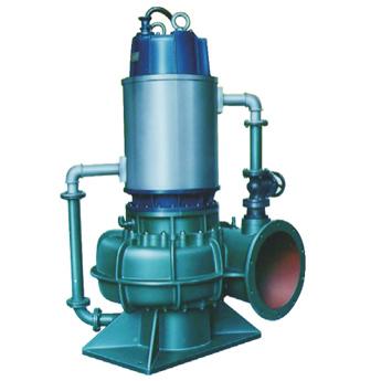 QHL型 蜗壳式 潜水 混流泵