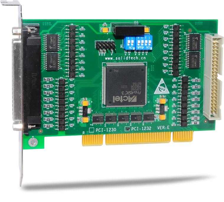 PCI-1232,PCIe-1232