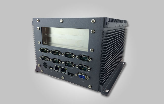 嵌壁入式工业电脑YW-BS330