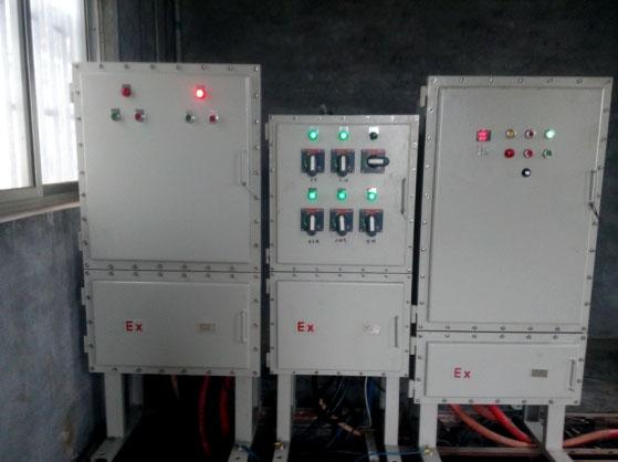 防爆变频器在化工油气分离大型空气压缩机上平稳运行成功