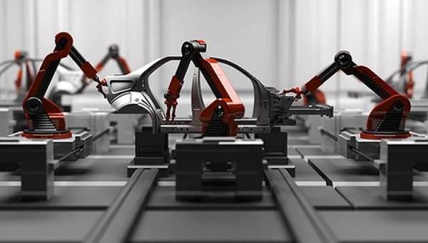 易往信息:智能装备    智能制造崛起的基石
