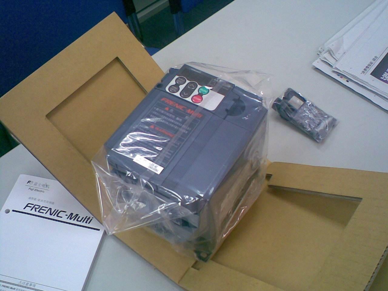 富士FRN5.5G9S-4JE变频器