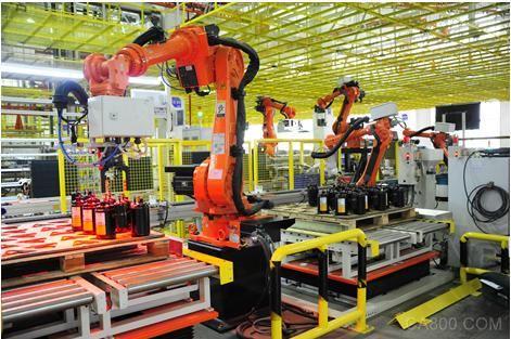 日企瞄上中国工厂自动化商机