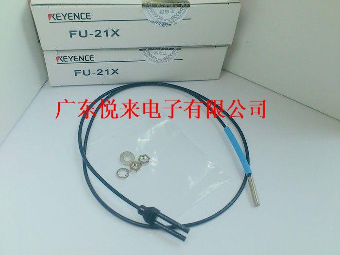 日本基恩士FU-21X光纤传感器