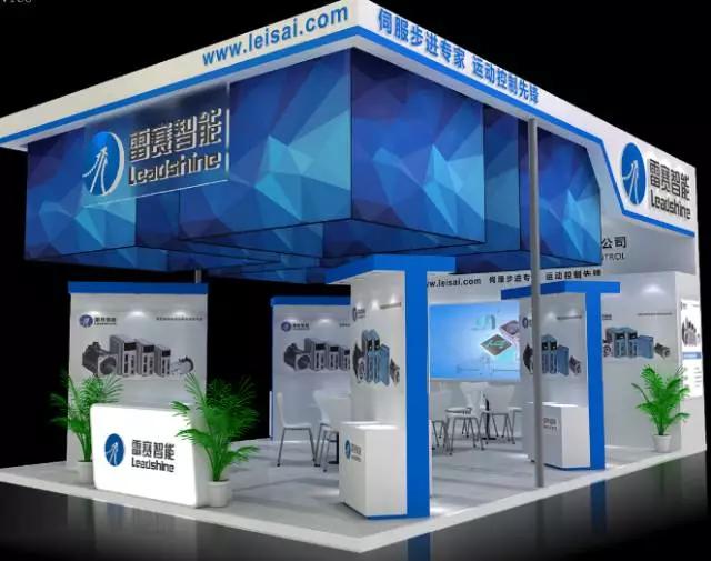 广州自动化展开幕在即,雷赛控制技术整装待发!