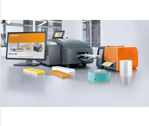 魏德米勒标记号产品——打印系统
