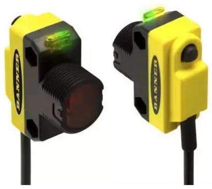 集成IO-Link接口的专家型QS18 透明物检测传感器