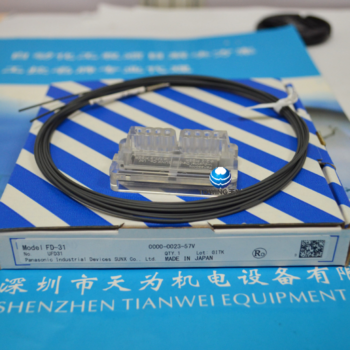 Panasonic日本松下反射型光纤FD-31
