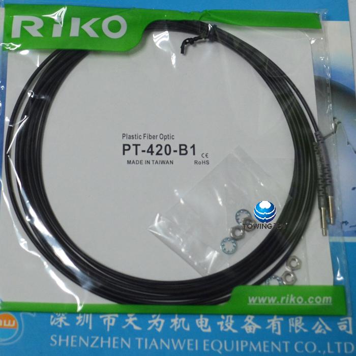 Riko台湾瑞科PT-420-B1光纤传感器