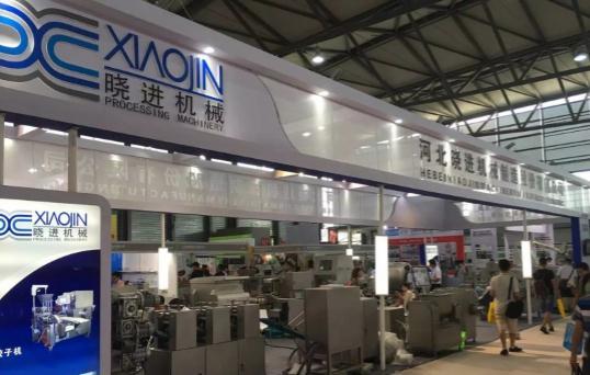 新征程 新起点 新发展 新跨越—2017上海食品包装机械展