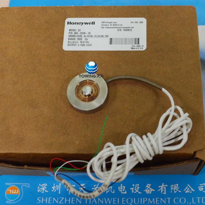 全新原装美国霍尼韦尔honeywell测力传感器060-0238-10