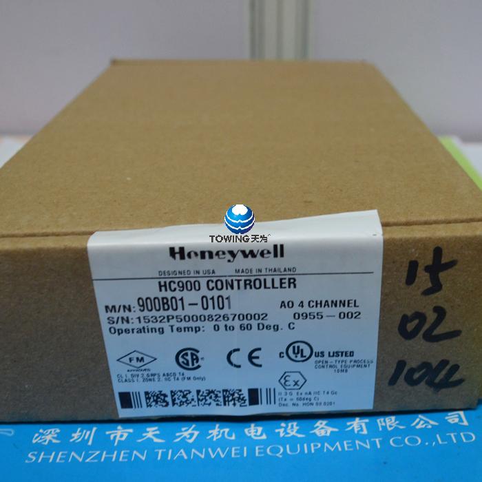 Honeywell霍尼韦尔模拟量输入模块900B01-0101