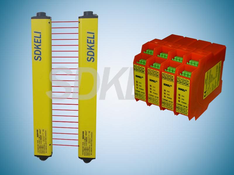 KS02H型光電保護裝置(配CSRMC型安全繼電器模塊)