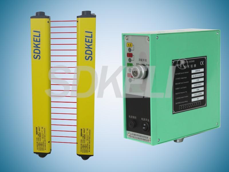 KS02H型光電保護裝置(配P型外置式控制器)