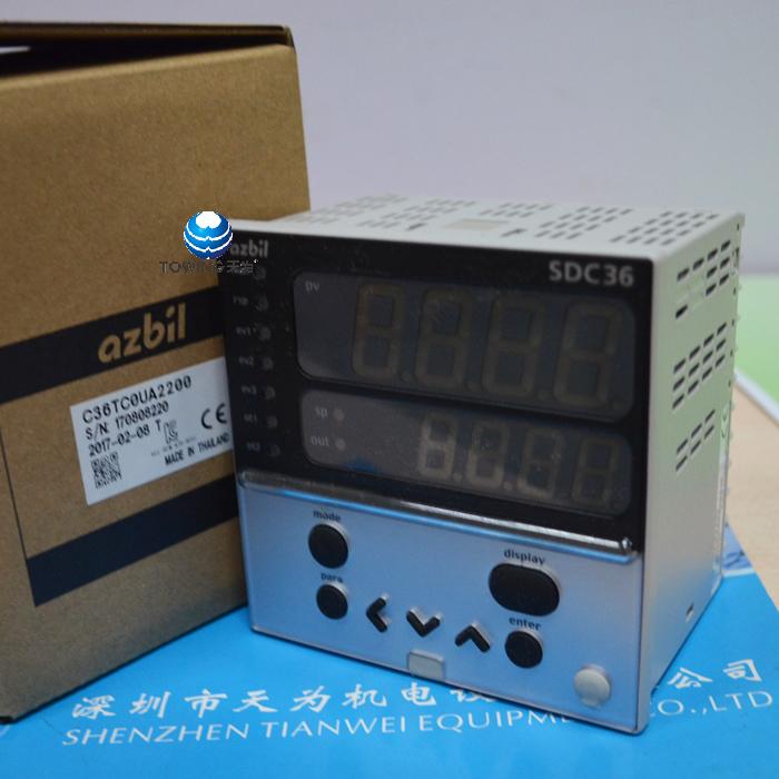 azbil日本山武温控器C36TC0UA2200