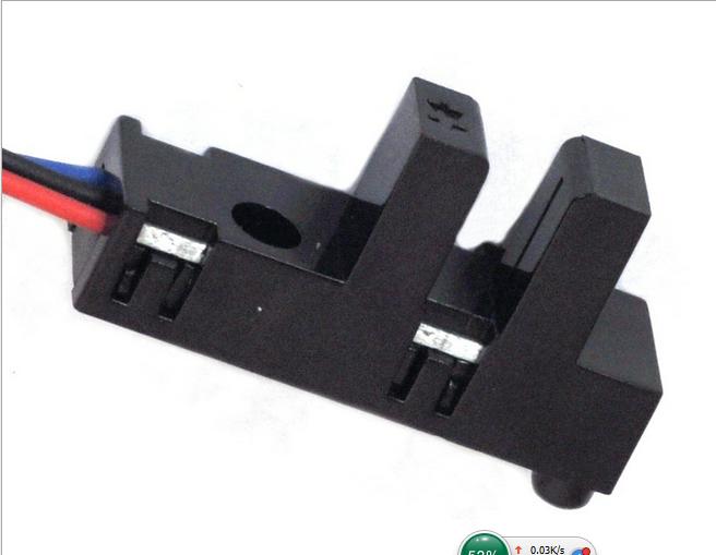 槽型光电传感器 自动化设备槽型光电开关