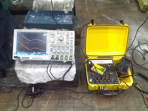大型发电机转子匝间短路脉冲测试仪RSO升级产品