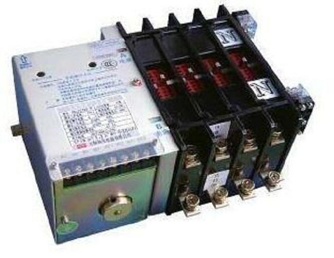 飞腾型WN3三段式PC级双电源转换开关